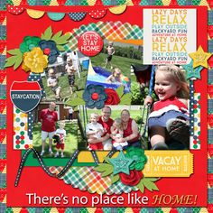 Layout using {Summer Fun - Staycationers} Digital Scrapbook Collab Kit by Heather Roselli and Meghan Mullens http://www.sweetshoppedesigns.com/sweetshoppe/product.php?productid=31088&cat=755&page=3