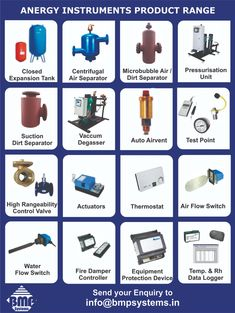 Data Logger, Control Valves, Water Flow, The Expanse, The Unit