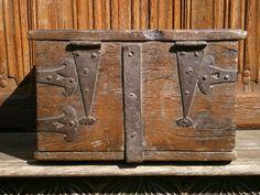 Antiques Atlas - 16th Century Iron Bound Chest