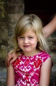 Amalia, dutch princess.