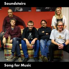 """This is the 5th single of the Austrian band """"Soundstairs"""". It is called """"Song for Music"""" and that's what it is: a song to celebrate music - its existence and durability. A smooth song (written by Stefan Wagner) about making music and listening to it, again with the shiny voice of our singer Nicole Vallant and solos by saxophone and guitar. A song to feel good! Like the 4 singles before, we've recorded also this song during the lockdown via home-recording. #SongForMusic #Soundstairs Smooth Song, New Music Releases, Saxophone, Artist Names, Feel Good, The Voice, Singer, Feelings, Celebrities"""