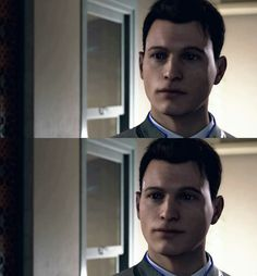 Connor | Detroit:become human