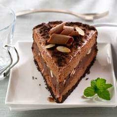Mocha Almond Fudge Ice Cream Torte--THIS LOOKS DELICIOUS!!