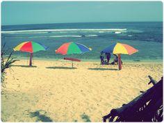 Sundak Beach, Gunung Kidul, Yogyakarta, Central Java, Indonesia
