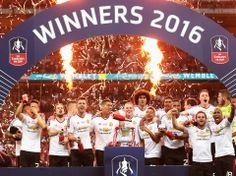 Herrera: United must build on FA Cup triumph - Official Manchester United Website