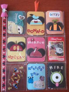 Disney Pocket Letter #disney #mickeymouse