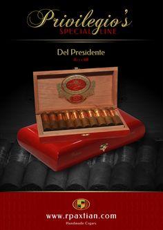 Privilegios Del Presidente at Smokeshop South Africa