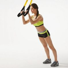 TRX Workout -- did this today and man did it feel awesome!