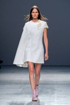 Aganovich Spring 2013 Ready-to-Wear Collection by elle.com