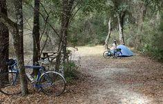 Withlacoochee Dreamin' — Bike Overnights +++ central FL, looks kid friendly!