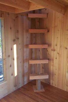 Výsledek obrázku pro basement stairs for tight spaces