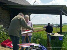 Impressionen von der Malreise nach Rügen | Malkurs in Middelhagen mit FRank Koebsch 1 (c) Carola Peters  #wirsindinsel! #rügen