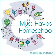 Watch live 9/26/13 at 2 PM ET  Join members of iHomeschool Network as they talk about must have homeschool items for preschoolers, elementary, high school and even JUST for moms!  Miss the live broadcast? No problem. You can watch it recorded here!