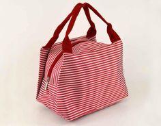 Venta al por mayor rayas oxford grueso bolsa de almuerzo bolsa lonchera del almuerzo bolsa para los niños mujer estudiante 10 unids/lote en Bolsas de Almuerzo de Bolsos y maletas en AliExpress.com | Alibaba Group
