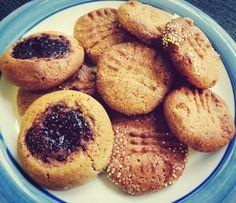cookies beurre de cacahuète