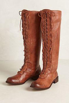 Volta Boots #anthropologie