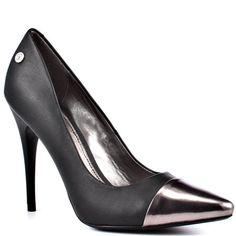 Blink  Dierdraa  Steel Black Heels