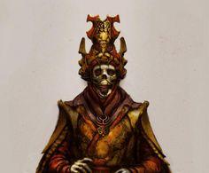 Yellow Priest Of Yun