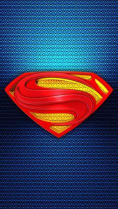 Superman D iPhone Wallpaper Free – GetintoPik Batman Vs Superman, Superman Man Of Steel, Spiderman Art, Phone Wallpaper Design, Mobile Wallpaper, Hero Wallpaper, Superman Wallpaper, Superman Artwork, Superman Pictures