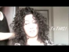 How To: Faux Perm hair/Tight Curls with TINFOIL (NO HEAT!)