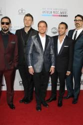 Backstreet Boys Plan 20th Anniversary Celebrations