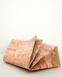 saco de papel cork by adaism
