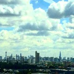 #londonskyline #landscape #cityscape