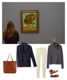 Untitled #180 by chromatography on Polyvore featuring polyvore fashion style Margaret Howell J Brand Madewell clothing