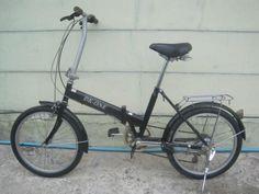 จักรยานพับได้ DK-ONE ขนาดล้อ 20 นิ้ว ใน ปทุมธานี  ราคาขาย 2,500 บาท(ไม่รวมค่าจัดส่ง)