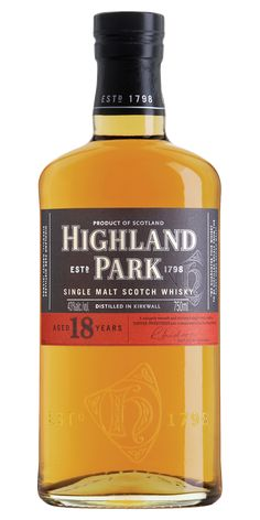 CH Online Beverage Delivery Service Highland Park 18 Years Single Malt Whisky - Whisk(e)y - Spirituosen Bourbon Gifts, Whiskey Gifts, Bourbon Whiskey, Irish Whiskey, Scotch Whisky, Highland Park Whisky, Rum, Tennessee Whiskey, Wine Pairings