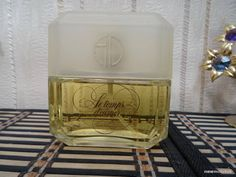 Le Temps D'Aimer Alain Delon 125ml. EDT Vintage by MyScent on Etsy