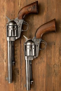 Peacemakers, a classic but basic western a pistol. Rifles, Weapons Guns, Guns And Ammo, Single Action Revolvers, Revolver Pistol, Gun Holster, Holsters, Cool Guns, Le Far West