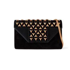 SAINT LAURENT Mini Betty Bag ($2,155) ❤ liked on Polyvore