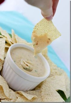 Moes queso recipe. YES