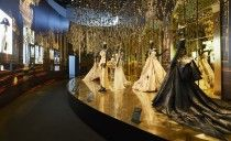 """Luxury culture: L'Esprit Dior -  Dior has partnered with the Museum of Contemporary Art in Shanghai, China, in an exhibit entitled """"Esprit Dior"""" to display brand history in relation to art, fashion, society and culture. #cooltural"""