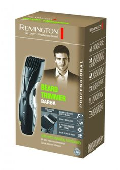 Remington Beard Trimmer MB320C Barba Review
