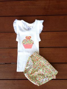 Flower baby singlet ruffled bloomers baby pinterest ruffle little girls singlet and nappy cover set negle Images