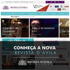 E você já conferiu as mudanças na Revista D'Ávila? Acesse e descubra todas as novas facilidades que desenvolvemos para otimizar a sua experiência de leitura!  Seja bem-vindo http://ift.tt/1UOAUiP  #anuncieaqui #blogindaiatuba #blogvariedades #campinas #colunas #colunasocial #facapartedessetime #indaiatuba #informações #itu #itupeva #midiavirtual #noticias #revistadavila #revistadevariedade #revistadigital #revistaeletronica #revistaindaiatuba #revistaindaiatubaeregiao #revistaonline #salto…
