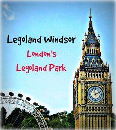Legoland England. Legoland Windsor is London and the UK's Legoland Park. It's the biggest Legoland park in the world. Review by World Travel Family blog.