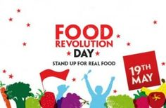 FoodBeat - Jamie Oliver Launches Food Revolution Day on May 19, 2012