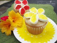 Making Marshmallow Flowers - Darling Doodles   Darling Doodles