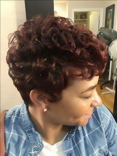 Natural Hair Slay✂️ Stylist: Raijona B.