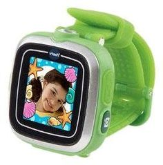 VTech Kidizoom Smartwatch - Green - includes photo and video! #holidays #gifts