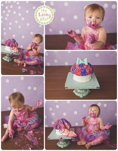 Cake Smashes » the L
