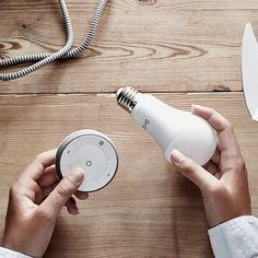 Nu introducerer vi vores nye smarte belysning