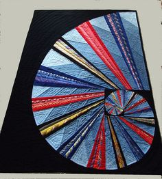 Ira's quilt by Home For Wayward Babydolls, via Flickr