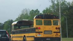 Funny School Bus Stuff