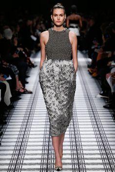 Balenciaga Fall 2015 Ready-to-Wear Fashion Show - Aamito Stacie Lagum