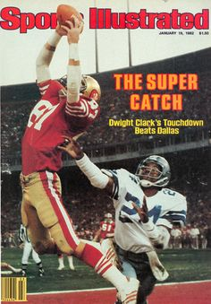 Dwight Clark, ex-49er famous for The Catch, Has ALS   The MMQB with Peter King