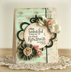 VS Touched by Kindness